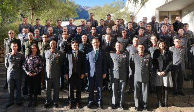 Escuela de Gobierno da inicio a Diplomado en Gestión Pública para Academia de Guerra