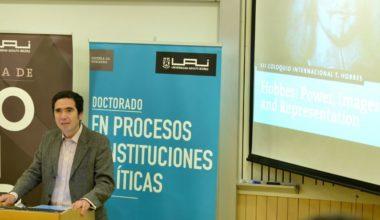"III Coloquio Internacional: ""Hobbes: Power, Images and Representation"""