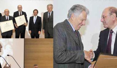 UAI recuerda premio Res Pública entregado a José Zalaquett
