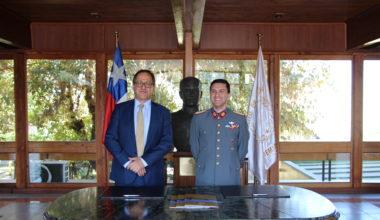 UAI realizará diplomados para la  Academia de Guerra del Ejército