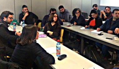 Escuela de Gobierno realizó seminario sobre derechos humanos y represión